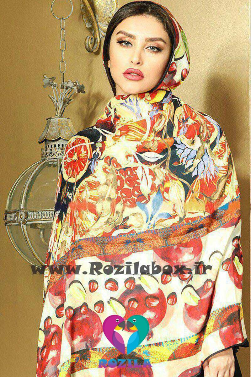 روسری نخی کد 152