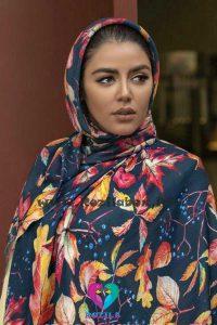 روسری نخی کد 190