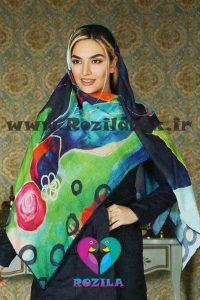 روسری نخی کد 140