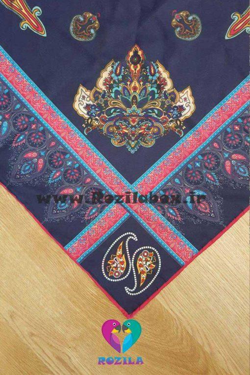 روسری نخی کد 104