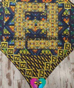 روسری نخی کد 155