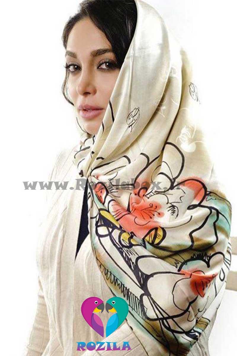 روسری نخی کد 160