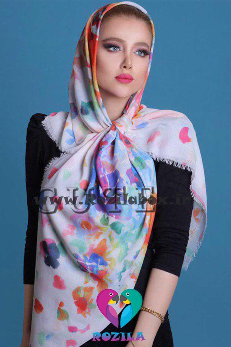 روسری نخی کد 161