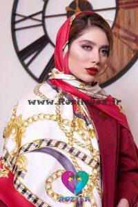 روسری نخی کد 164