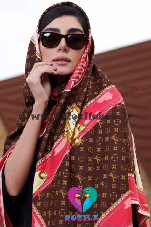 روسری نخی کد 165