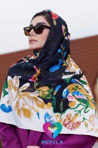 روسری نخی کد 167