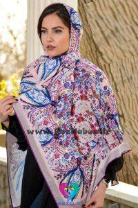 روسری نخی کد 206