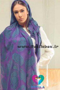 روسری نخی کد 170