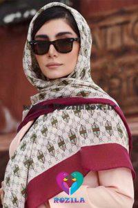 روسری نخی کد 173
