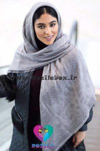 روسری نخی کد 174