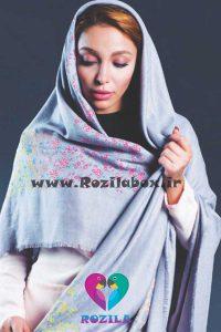 روسری نخی کد 179