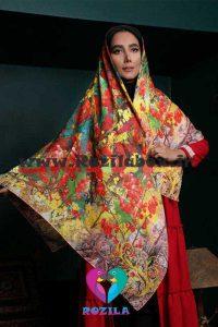 روسری نخی کد 149
