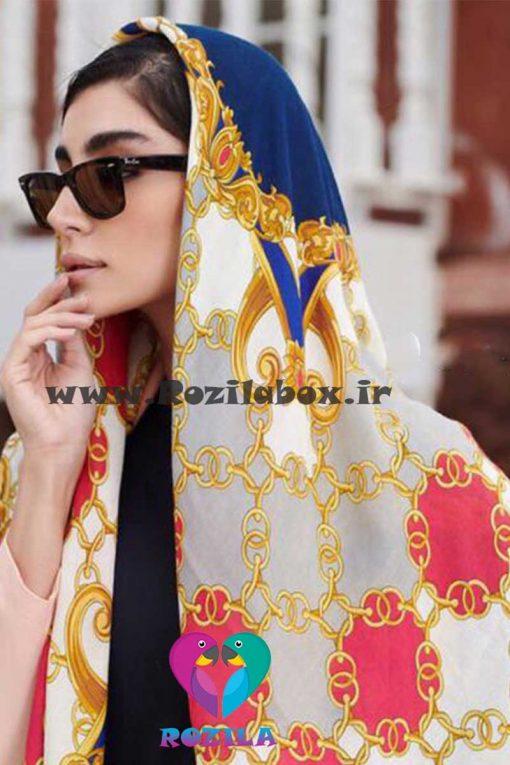 روسری نخی کد 180