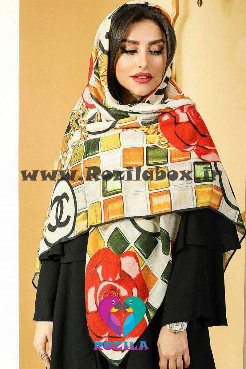 روسری نخی کد 156