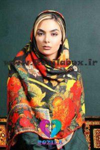 روسری نخی کد 151