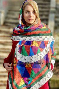 روسری نخی کد 198