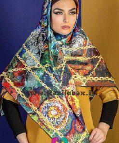 روسری نخی کد 111