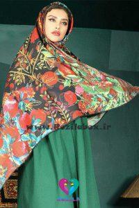 روسری نخی کد 153