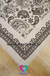 روسری نخی کد 116