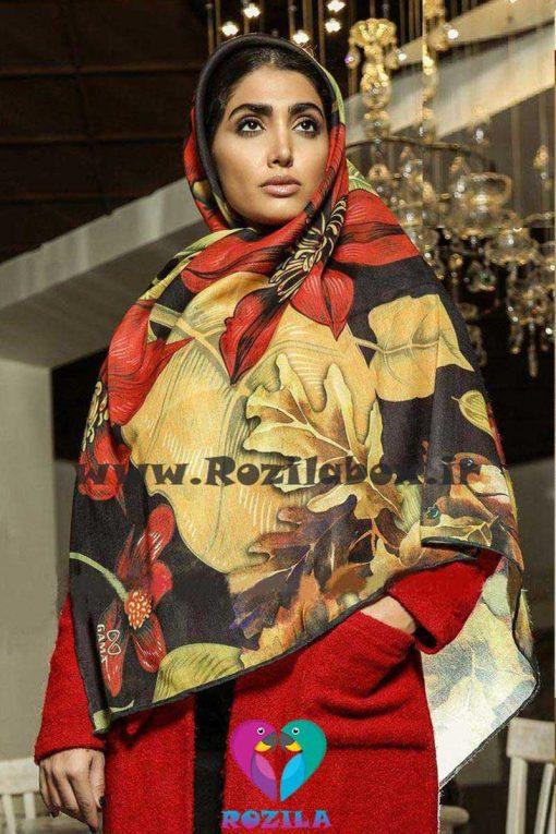 روسری نخی کد 119