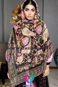 روسری نخی کد 120