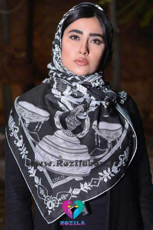 روسری نخی کد 193