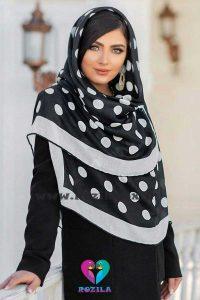 روسری نخی کد 194