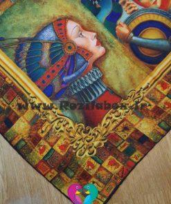 روسری نخی کد 127