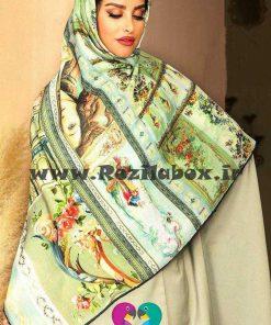 روسری نخی کد 128