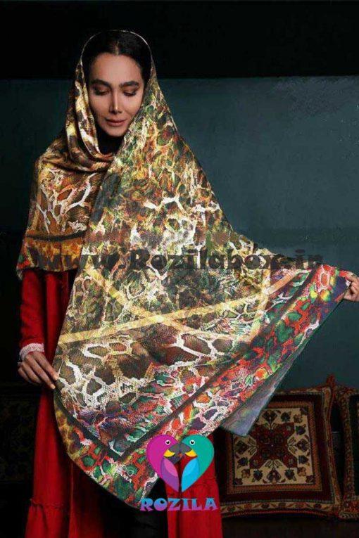 روسری نخی کد 146
