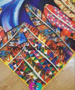 روسری نخی کد 130