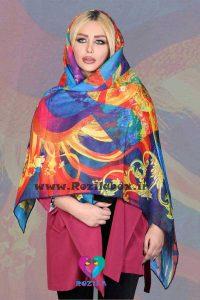 روسری نخی کد 144