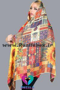 روسری نخی کد 143