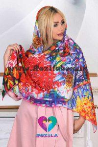 روسری نخی کد 142
