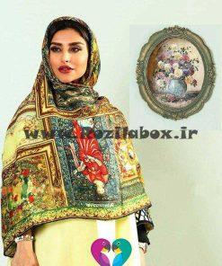 روسری نخی کد 134