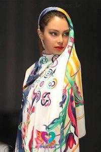 روسری نخی کد 200