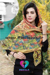 روسری نخی کد 138