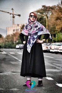 روسری نخی کد 246