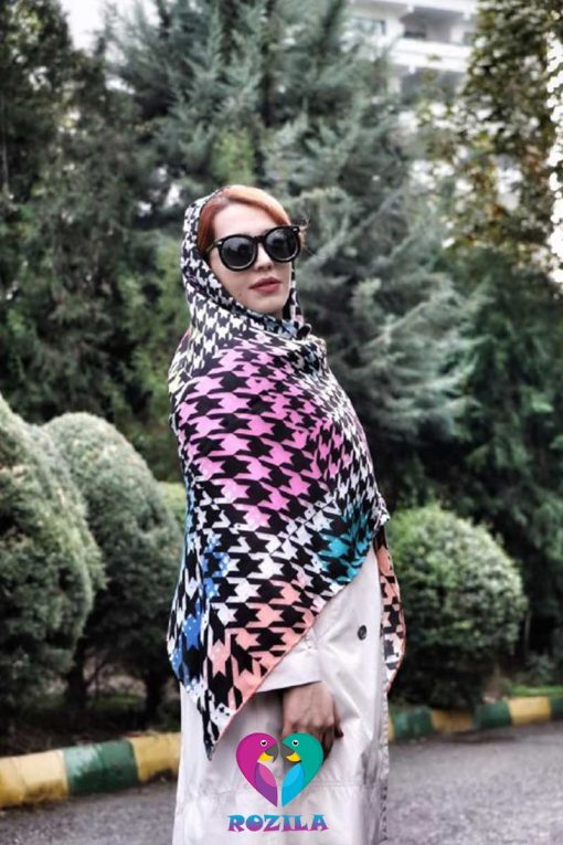 روسری نخی کد 252