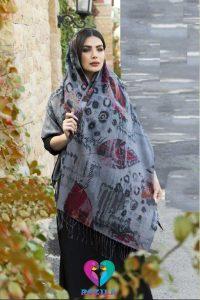 روسری نخی کد 236