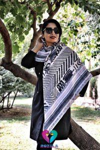 روسری نخی کد 254