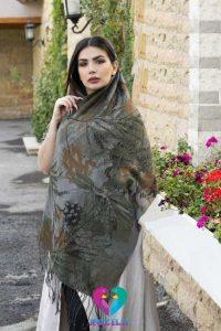 روسری نخی کد 256