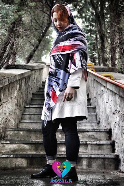 روسری نخی کد 258