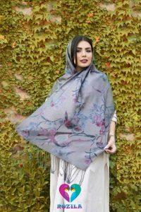 روسری نخی کد 262