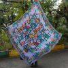 روسری نخی کد 264