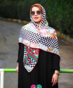 روسری نخی کد 266