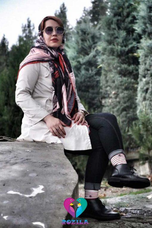 روسری نخی کد 268