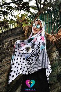 روسری نخی کد 271